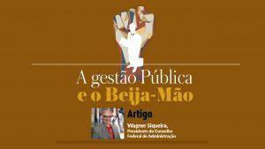 Read more about the article Jornal O Dia publica novo artigo do presidente do CFA