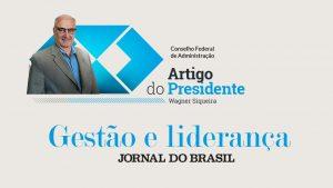 Read more about the article Gestão e liderança