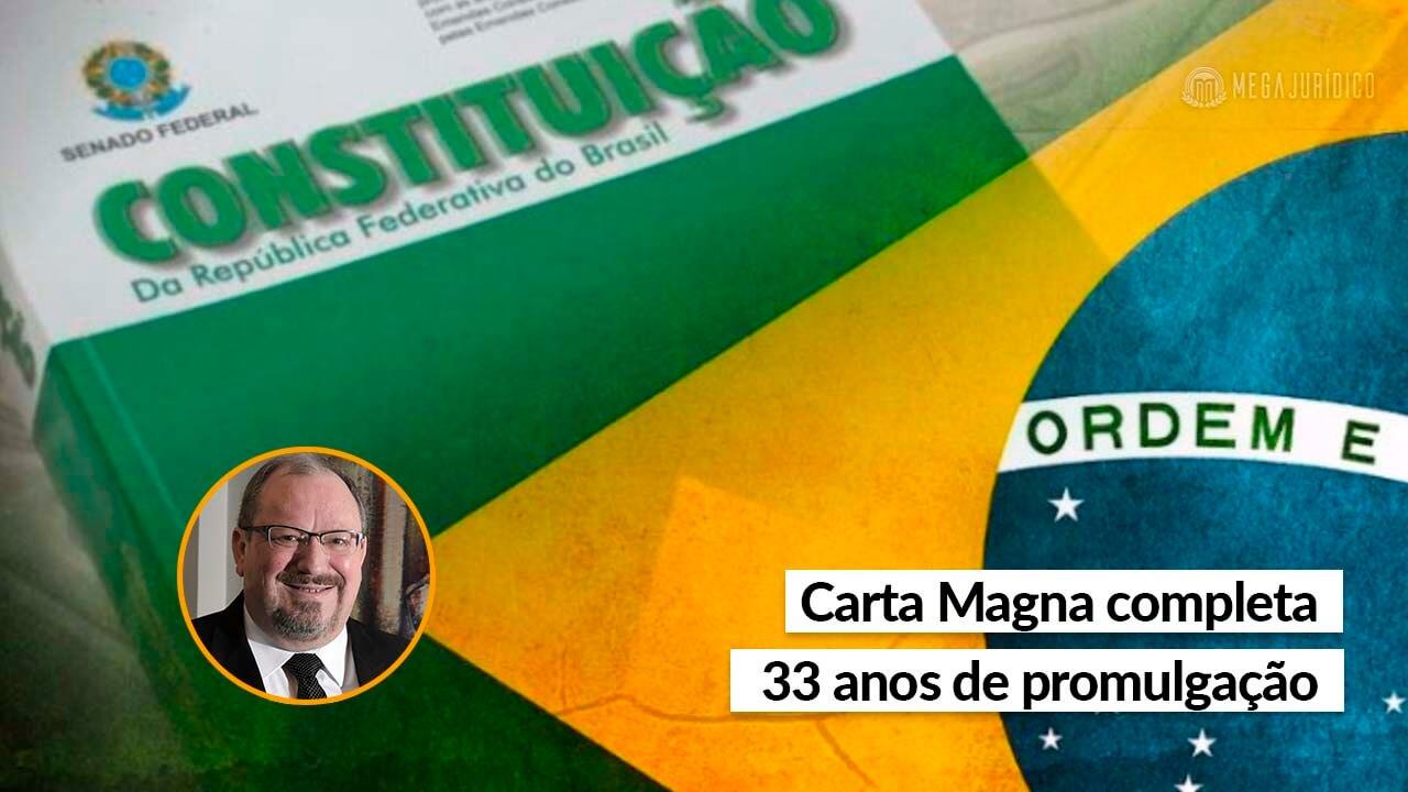Read more about the article Constituição cidadã, um marco na história do Brasil